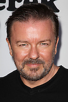 NORTH HOLLYWOOD, CA, USA - MAY 27: Ricky Gervais at the Television Academy screening of the Netflix series 'Derek' Season 2 premiere held at the Leonard H. Goldenson Theatre on May 27, 2014 in North Hollywood, California, United States. (Photo by Celebrity Monitor)