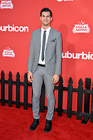 Skyler Bible at the premiere for &quot;Suburbicon&quot; at the Regency Village Theatre, Westwood. Los Angeles, USA 22 October  2017<br /> Picture: Paul Smith/Featureflash/SilverHub 0208 004 5359 sales@silverhubmedia.com