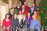 Pictured at the Killarney National Park liaison committee gathering in the International Hotel, Killarney, on Wednesday night were Norma Bartlett, Claire Morris, Patsy Hanley, Richard Leane, Harry Clifton, Corry Flaherty, Margery Long, Mike O'Connor, Chris Barron, Charlie Fleming, Liam Kelly, Pat Dawson, Ulick Daly and Jerry O'Grady.
