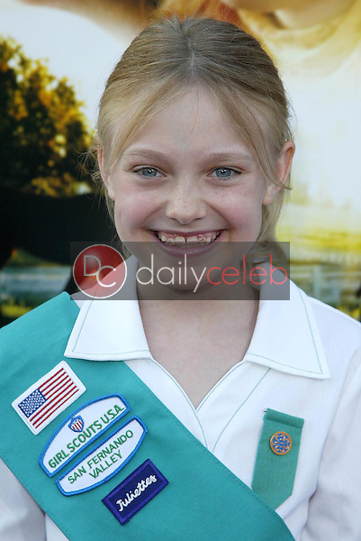 Dakota Fanning<br />