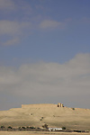 Israel, Negev. Tel Arad, a view from the south