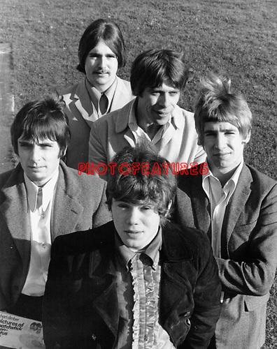 Status Quo 1967..© Chris Walter..