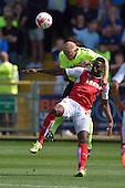 08/08/2015 Sky Bet League 1 Fleetwood Town v Southend United<br /> Adam Barrett