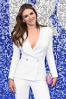 "LONDON, UK. May 20, 2019: Liz Hurley arriving for the ""Rocketman"" UK premiere in Leicester Square, London.<br /> Picture: Steve Vas/Featureflash"