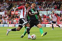 Brentford vs Stoke City 25-07-15