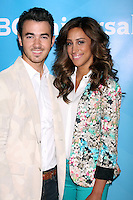 BEVERLY HILLS, CA - JULY 25: Kevin Jonas and Danielle Jonas at the 2012 NBC Universal summer TCA press tour day 2 at The Beverly Hilton Hotel on July 25, 2012 in Beverly Hills, California. © mpi25/MediaPunch Inc.