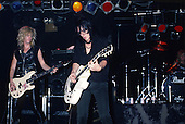 Guns N' Roses - Performing live at L'Amour in Brooklyn New York USA - Oct 29, 1987.  Photo credit: <br /> Eddie Malluk/Atlasicons.com