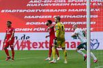 2:1 Anschluß durch #wn08 nicht im Bild Davy Klaassen (Werder Bremen #30) holt den Ball aus dem Netz<br /> <br /> <br /> Sport: nphgm001: Fussball: 1. Bundesliga: Saison 19/20: 33. Spieltag: 1. FSV Mainz 05 vs SV Werder Bremen 20.06.2020<br /> <br /> Foto: gumzmedia/nordphoto/POOL <br /> <br /> DFL regulations prohibit any use of photographs as image sequences and/or quasi-video.<br /> EDITORIAL USE ONLY<br /> National and international News-Agencies OUT.