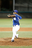 Joel Lima - AZL Dodgers - 2010 Arizona League.  Lima is the brother of the late Jose Lima, former major league pitcher. Photo by:  Bill Mitchell/Four Seam Images..