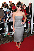"""Jenna Louise Coleman<br /> arriving for the """"2013 Glamour Awards"""", Berkeley Square, London. Picture by: Lexie Appleby/Snappers/DyD Fotografos  04/06/2013"""