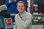 28.01.2018, HDI Arena, Hannover, GER, 1.FBL, Hannover 96 vs VfL Wolfsburg<br /> <br /> im Bild<br /> Olaf Rebbe (Sportdirektor VfL Wolfsburg), <br /> <br /> Foto &copy; nordphoto / Ewert