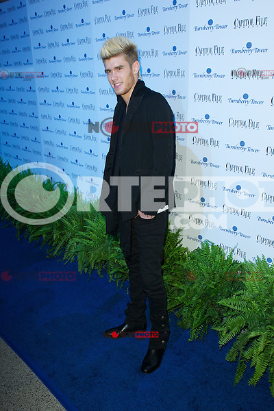 WASHINGTON, DC - APRIL 28:  Colton Dixon attends Capital File magazine's WHCAD After - Party hosted by Claire Danes at The Newseum in Washington, D.C  on April 28th, 2012  ( Photo by Chaz Niell/Media Punch Inc.)