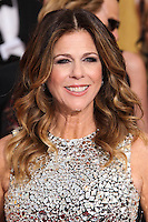 LOS ANGELES, CA - JANUARY 18: Rita Wilson at the 20th Annual Screen Actors Guild Awards held at The Shrine Auditorium on January 18, 2014 in Los Angeles, California. (Photo by Xavier Collin/Celebrity Monitor)