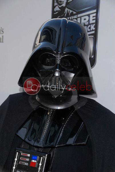 Darth Vader<br /> at &quot;The Empire Strikes Back&quot; 30th Anniversary Charity Screening Benefiting St. Jude Children's Research Hospital, ArcLight Cinemas, Hollywood, CA. 05-20-10<br /> David Edwards/Dailyceleb.com 818-249-4998
