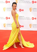 Nadine Rose Mulkerrin at the Virgin TV British Academy (BAFTA) Television Awards 2018, Royal Festival Hall, Belvedere Road, London, England, UK, on Sunday 13 May 2018.<br /> CAP/CAN<br /> &copy;CAN/Capital Pictures
