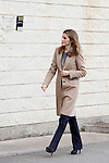 Princess Letizia of Spain visit Alcaniz village on November 7, 2012 in Alcaniz, Teruel, Spain.(ALTERPHOTOS/Harry S. Stamper)