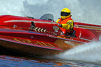 """Dick Whyte, GP-115 """"Scorpio"""" (2007 Lauterbach Grand Prix hydroplane)"""