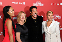 Lisa Parigi, JoBeth Williams, Lionel Richie &amp; Sofia Richie at the SAG-AFTRA Foundation's Patron of the Artists Awards at the Wallis Annenberg Center for the Performing Arts. Beverly Hills, USA 09 November  2017<br /> Picture: Paul Smith/Featureflash/SilverHub 0208 004 5359 sales@silverhubmedia.com
