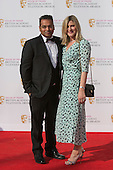 London, UK. 8 May 2016. Krishnan Guru Murphy. Red carpet  celebrity arrivals for the House Of Fraser British Academy Television Awards at the Royal Festival Hall.