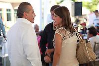 Evento premiacion del Torneo de Golf a beneficio de la Fundacion Beltrones.<br /> Manlio Fabio Beltrones ,Sylvana Beltrones. ...<br /> **JoelGarcia/NortePhoto