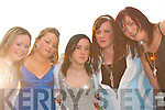 On their way to the KDYS disco in the Klub, Listowel on Friday night were Natlie McCarthy, Michelle O'Brien, Megan Galvin, Nicole Mulvihill and Charmine Dillon, all from Listowel..   Copyright Kerry's Eye 2008