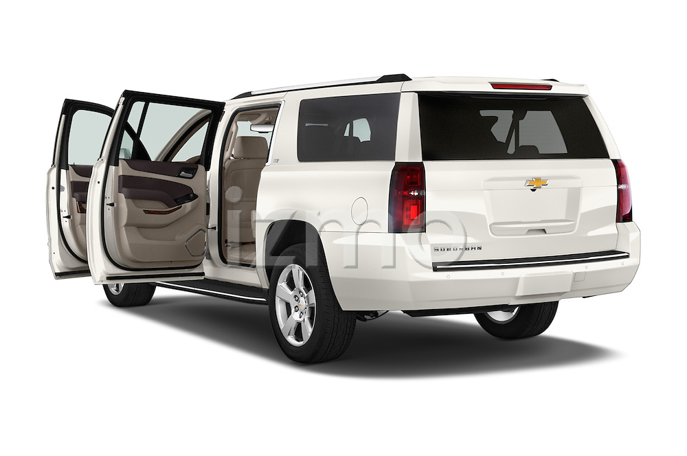 Car images of a 2015 Chevrolet Suburban 4WD 1500 LTZ 5 Door Suv Doors