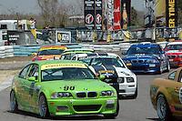 Carrera de Auto, en el Autodromo de la zona oriental..Lugar:Autodromo.Foto:Cesar de la Cruz.Fecha:.