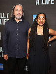"""Suzan Loria-Parks attends the Broadway Opening Night performance of """"Sea Wall / A Life"""" at the Hudson Theatre on August 08, 2019 in New York City."""