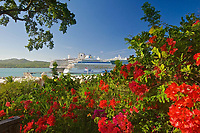 IT- Amber Cove Pools, Shops & Vistas port call for HAL Koningsdam S. Caribbean Cruise, Dominican