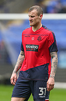 Bolton Wanderers' David Wheater<br /> <br /> Photographer Alex Dodd/CameraSport<br /> <br /> The EFL Sky Bet League One - Bolton Wanderers v Northampton Town - Saturday 18th March 2017 - Macron Stadium - Bolton<br /> <br /> World Copyright &copy; 2017 CameraSport. All rights reserved. 43 Linden Ave. Countesthorpe. Leicester. England. LE8 5PG - Tel: +44 (0) 116 277 4147 - admin@camerasport.com - www.camerasport.com
