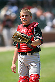 August 18 2008:  Max Stassi (22) of the Baseball Factory team during the 2008 Under Armour All-American Game at Wrigley Field in Chicago, Illinois.  (Copyright Mike Janes Photography)