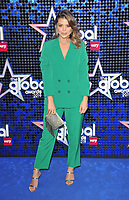 Chloe Lewis at the Global Awards 2019, Hammersmith Apollo (Eventim Apollo), Queen Caroline Street, London, England, UK, on Thursday 07th March 2019.<br /> CAP/CAN<br /> &copy;CAN/Capital Pictures