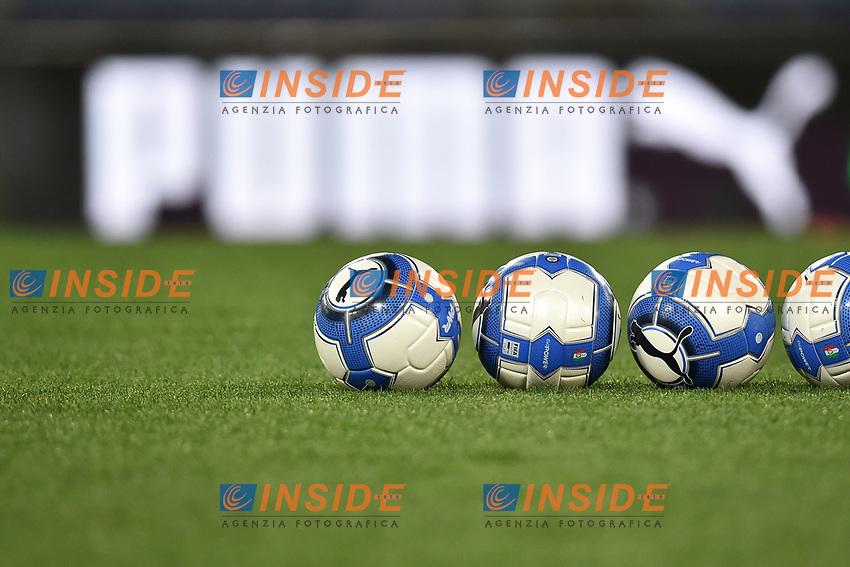 Palloni Puma Pubblicita' <br /> Football Friendly Match  <br /> Italy - Spain Under 21 Foto Andrea Staccioli Insidefoto