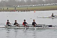 025 SirWBorlasesGSBC J16A.4x‐..Marlow Regatta Committee Thames Valley Trial Head. 1900m at Dorney Lake/Eton College Rowing Centre, Dorney, Buckinghamshire. Sunday 29 January 2012. Run over three divisions.
