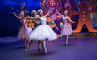 The Nutcracker and the Four Realms (2018)<br /> Misty Copeland is the Ballerina Princess and Sergei Polunin is Dancer Cavalier <br /> *Filmstill - Editorial Use Only*<br /> CAP/MFS<br /> Image supplied by Capital Pictures
