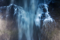 Lower Proxy Falls in Oregon's Three Sisters Wilderness