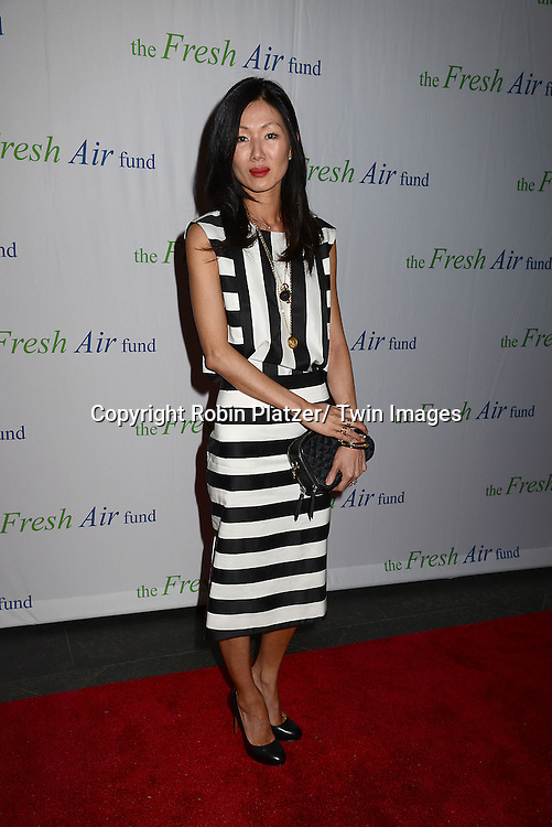Marissa Webb, creative director of Banana Republic, attends The Fresh Air Fund Salute to Mariah Carey on May 29, 2014 at Pier Sixty at Chelsea Piers in New York, New York, USA.