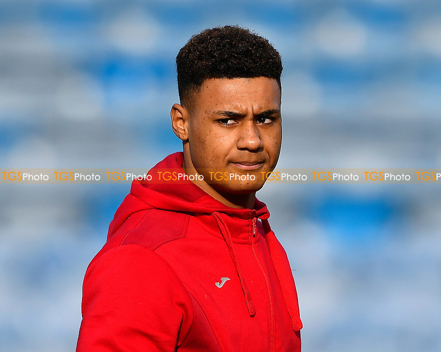 Ollie Watkins of Exeter City during Portsmouth vs Exeter City, Sky Bet EFL League 2 Football at Fratton Park on 28th January 2017