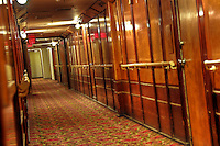 RMS Queen Mary, Cruise ship, Hotel, Long Beach, CA, California, USA