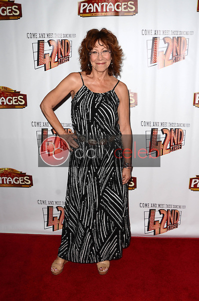 """Mindy Sterling<br /> at the """"42nd Street"""" Opening, Pantages, Hollywood, CA 05-31-16<br /> David Edwards/Dailyceleb.com 818-249-4998"""