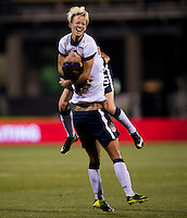 USWNT vs New Zealand, Wednesday, October 30, 2013