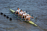 Crew: 61  HEN (I)  Henley RC (L Marshall)  4x- Jun Champ<br /> <br /> Fours Head of the River 2018<br /> <br /> To purchase this photo, or to see pricing information for Prints and Downloads, click the blue 'Add to Cart' button at the top-right of the page.