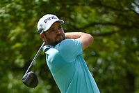 Corey Conners (CAN) watches his tee shot on 4 during Rd4 of the 2019 BMW Championship, Medinah Golf Club, Chicago, Illinois, USA. 8/18/2019.<br /> Picture Ken Murray / Golffile.ie<br /> <br /> All photo usage must carry mandatory copyright credit (© Golffile | Ken Murray)