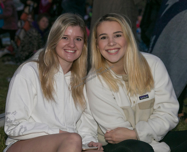 Nicole and Lauren during the Great Reno Balloon Races held on Saturday, Sept. 8, 2018.