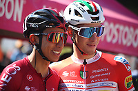 TUNJA - COLOMBIA, 15-02-2020: Egan Bernal (COL), TEAM INEOS, durante la quinta etapa del Tour Colombia 2.1 2020 con un recorrido de 180,5 km que se corrió entre Paipa, Boyacá, y Zipaquirá, Cundinamarca. / Egan Bernal (COL), TEAM INEOS, during the fifth stage of 180,5 km as part of Tour Colombia 2.1 2020 that ran between Paipa, Boyaca, y Zipaquirá, Cundinamarca.  Photo: VizzorImage / Darlin Bejarano / Cont