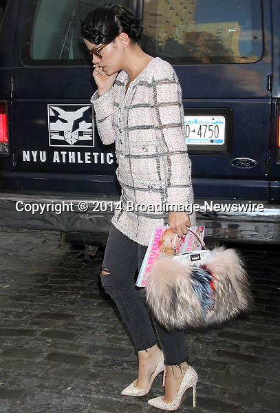 Pictured: Lily Allen<br /> Mandatory Credit &copy; DDNY/Broadimage<br /> Lily Allen out and about in New York <br /> <br /> 3/20/14, New York, New York, United States of America<br /> <br /> Broadimage Newswire<br /> Los Angeles 1+  (310) 301-1027<br /> New York      1+  (646) 827-9134<br /> sales@broadimage.com<br /> http://www.broadimage.com