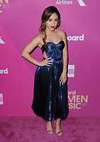 30 November  2017 - Hollywood, California - Francia Raisa. Billboard Women in Music 2017 held at The Ray Dolby Ballroom. Photo Credit: Birdie Thompson/AdMedia