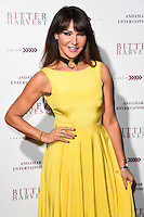 "Lizzie Cundy<br /> arrives for the ""Bitter Harvest"" Gala Screening at the Ham Yard Hotel, London<br /> <br /> <br /> ©Ash Knotek  D3230  20/02/2017"