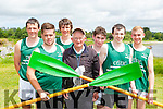 CHAMPIONS the St Brendans minor team that won the Killarney Regatta on Sunday l-r: Eoin Cronin, Shane Griffin, Jack Foley, Teddy O'Brien cox, Ciara Sheehan and Ciara Cronin