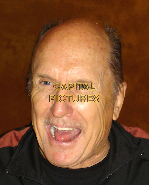 "ROBERT DUVALL.""Broken Trail"" Press Conference,.held at the Four Seasons Hotel, Beverly Hills, .Califronia, USA, July 6th 2006..portrait headshot .Ref: AW.www.capitalpictures.com.sales@capitalpictures.com.©Anita Weber/Capital Pictures."